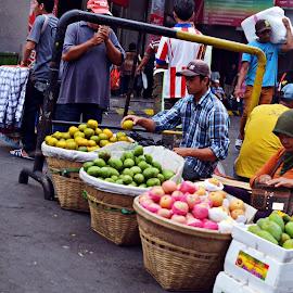 by Amril Abdullah - City,  Street & Park  Street Scenes