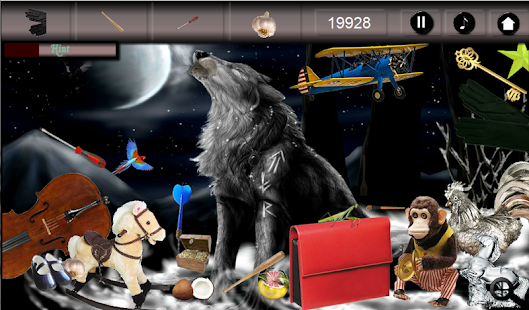 Hidden Object - Wolves - screenshot