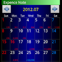 Expense Note icon