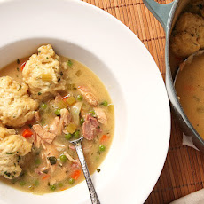 Turkey or Chicken N' Dumplings