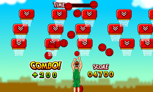 Kids basketball (sport) - screenshot