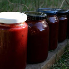 Asian Plum-Onion Chutney