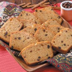 Raisin Sweet Potato Bread