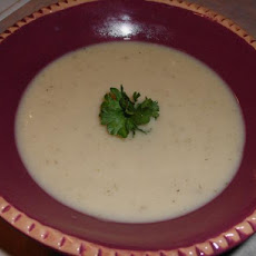 Potato Cauliflower Soup