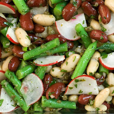 Three-Bean Salad Recipe