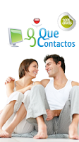 Screenshot of QueContactos Dating in Spanish