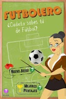 Screenshot of Futbolero