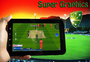 Screenshot of Cricket Australia WorldCup