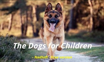 Screenshot of The Dogs for Children Free