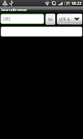 Screenshot of SourceBrowser