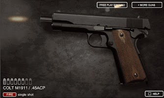 Screenshot of Sim Gun M1911