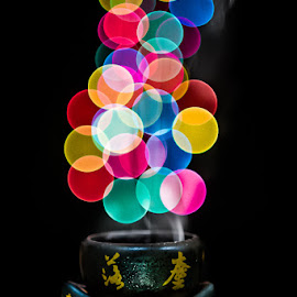 bokeh by Nguyen Thevan - Abstract Light Painting