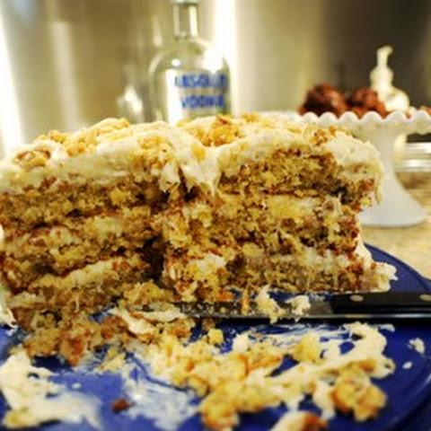 Italian Walnut Cream Cake Recipes | Yummly