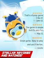 Screenshot of Angry Penguin Jump