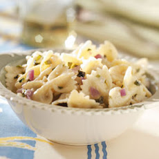 Pasta with Cream Sauce Recipe