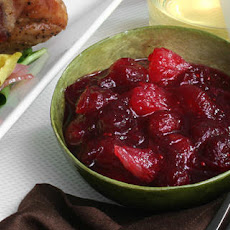 Cranberry and Citrus Sauce
