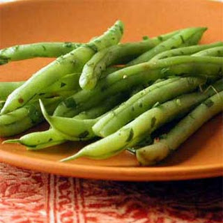 Chive Green Beans