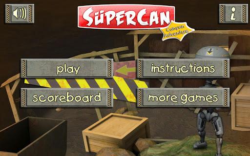 Supercan Canyon Adventure