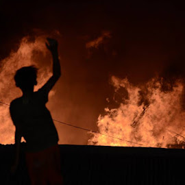 highly burned by Cecep Lutvi - News & Events Disasters
