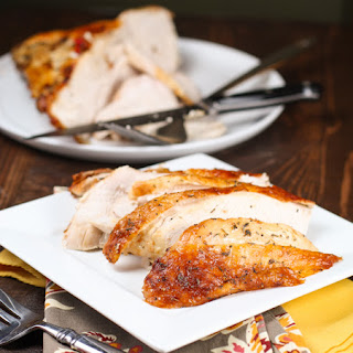 Easy Herb Roasted Turkey Breast