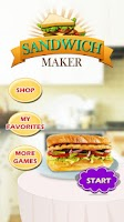 Screenshot of Sandwich Maker