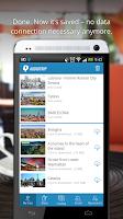 Screenshot of AudioTrip