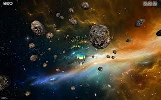 Screenshot of Galaxy Defense War 3D HD