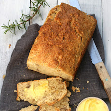 Rosemary And Walnut Olive Oil Bread