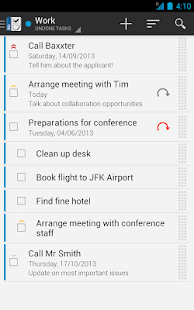 Business Tasks screenshot for Android