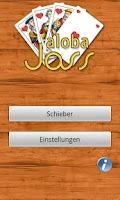 Screenshot of aloba Jass