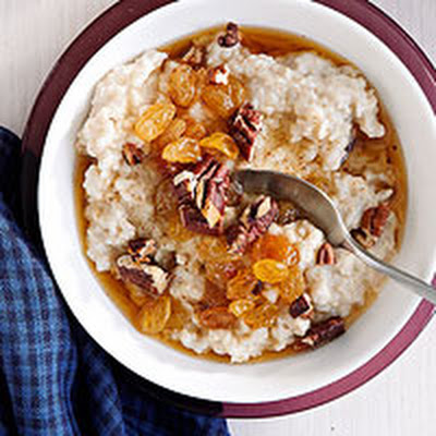 Maple-Raisin Oatmeal