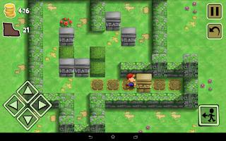 Screenshot of Box It! 2 SOKOBAN