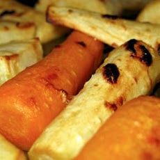 Maple Roasted Carrots and Parsnips Recipe