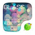 Download Free Z Glass GO Keyboard Theme APK to PC