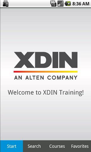 Xdin Training
