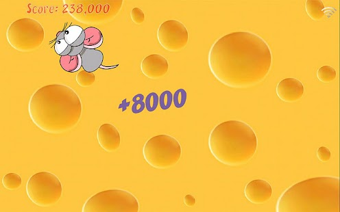 Crazy Cat - The Game for Cats! Screenshot