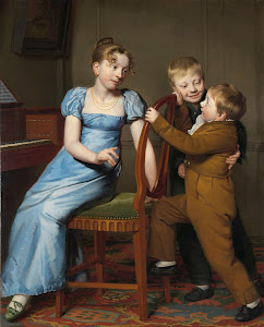RIJKS: Willem Bartel van der Kooi: Piano Practice Interrupted 1813