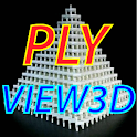 PLY View 3D icon