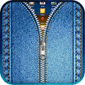 App Jeans Zipper Lock Screen apk for kindle fire