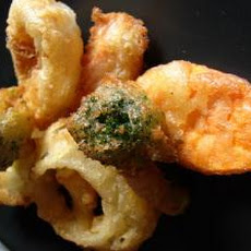 Biscuit Mix Tempura Vegetables