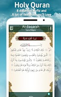 Screenshot of Adhan Time / Holy Quran Pro