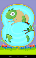 Screenshot of Kids Animal Picture Puzzles