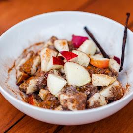 by Gabi Dibos - Food & Drink Plated Food