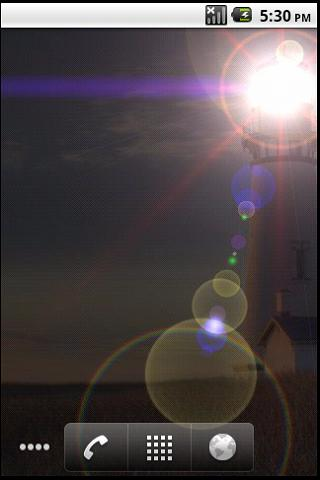 【免費個人化App】Animated LightHouse Live Wall-APP點子