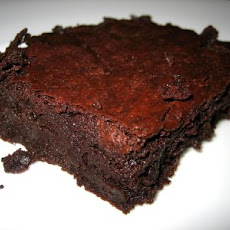 Dark Fudgy Brownies