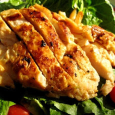 Peppery Grilled Chicken