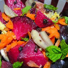 charoset truffles the sephardic style leek orange sephardic charoset ...