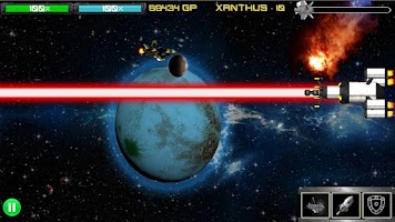 Screenshot of Galaxy Defenders - space games