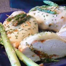 Veggie Blend Stuffed Breasts