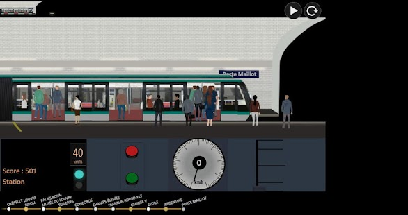 Paris Métro Simulator Hack